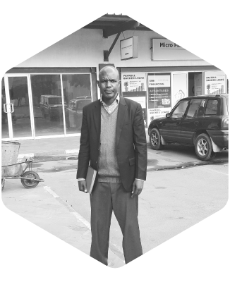Jeff Mwale
