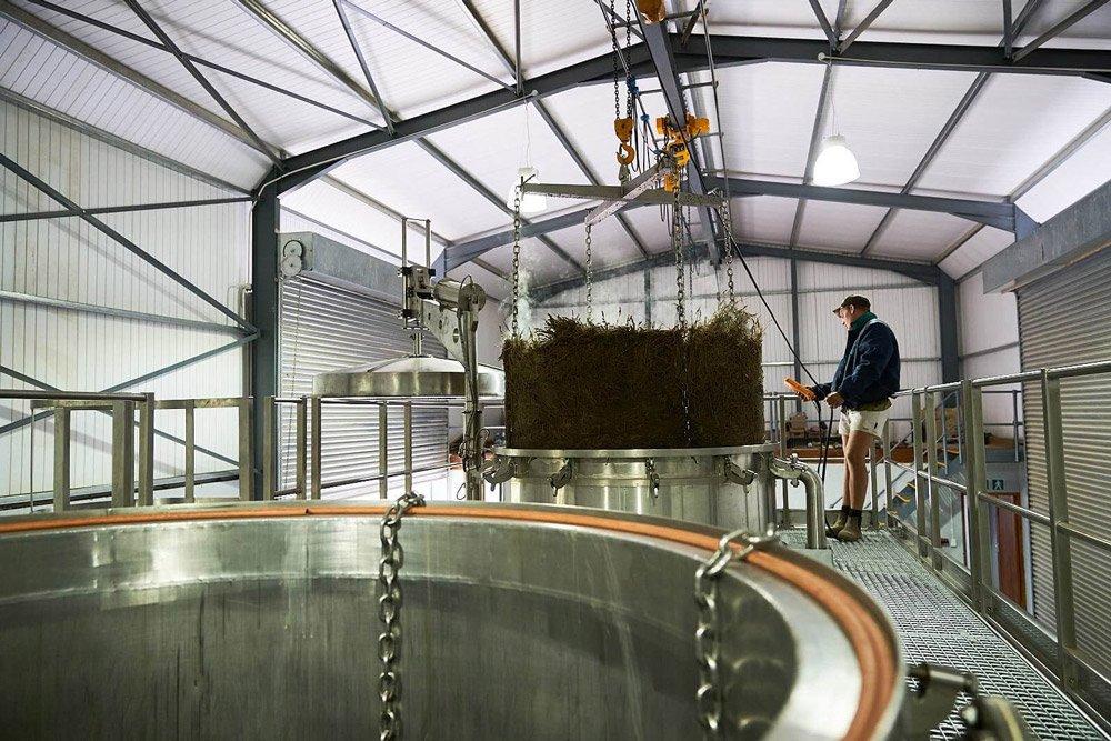 Baviaanskloof Devco's state of the art essential oil distillery