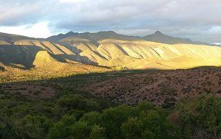 Baviaanskloof landscape