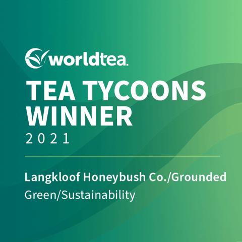 Tea Tycoons Award Winner