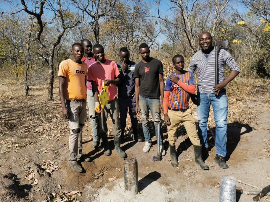 Building farms in remote, far-flung landscapes, forging good relationships with the locals is as essential as any basic infrastructure.